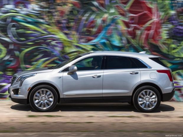 Cadillac, 2017'de ki aracını sergiledi XT5 [EU] - Page 1