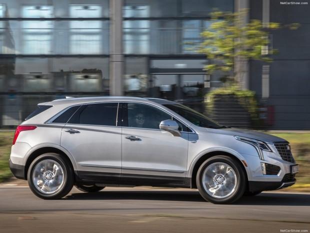 Cadillac, 2017'de ki aracını sergiledi XT5 [EU] - Page 2