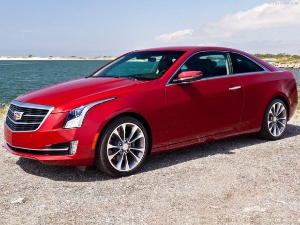 Cadillac ATS Coupe - Page 1