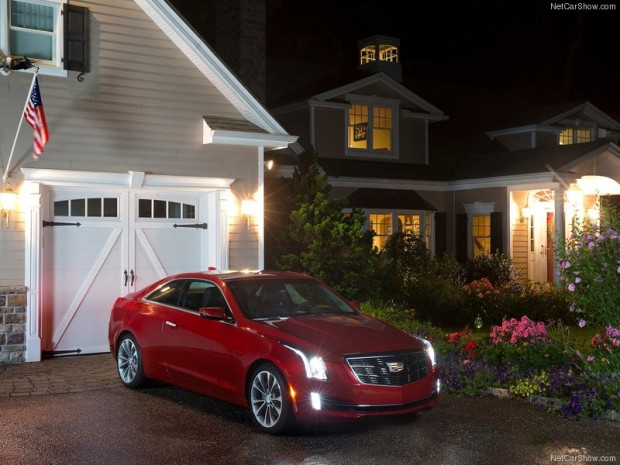 Cadillac ATS Coupe - Page 3