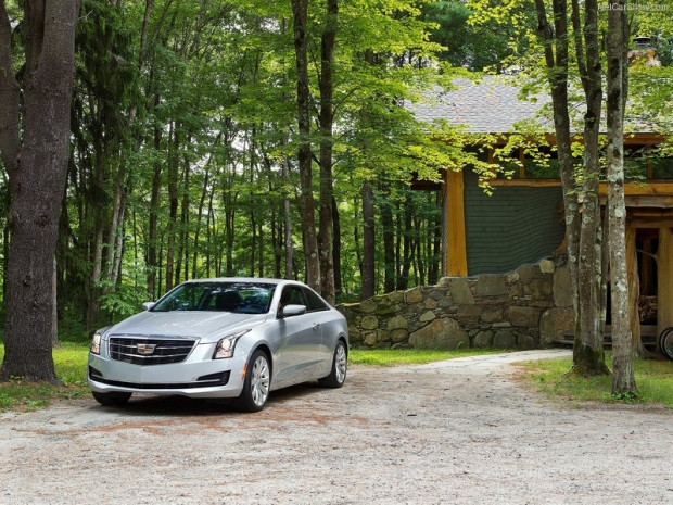 Cadillac ATS Coupe - Page 4