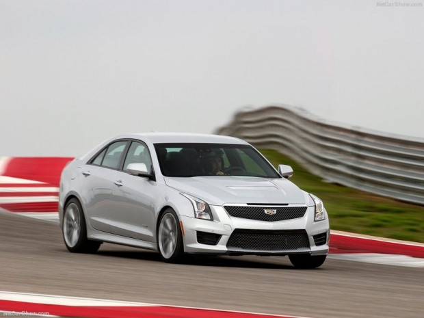 Cadillac ATS-V Sedan 2016 - Page 2