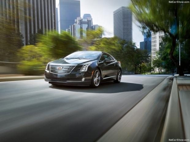 Cadillac ELR konsepti ile 2016'ya hazır - Page 1