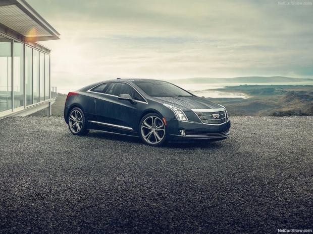 Cadillac ELR konsepti ile 2016'ya hazır - Page 2