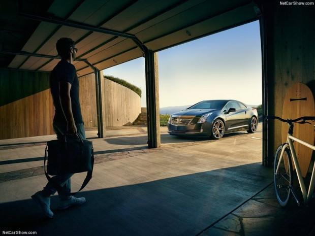 Cadillac ELR konsepti ile 2016'ya hazır - Page 3