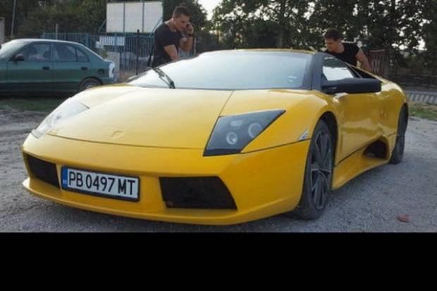 Çakma Lamborghini Murcielago büyük bir ilgi görüyor - Page 1