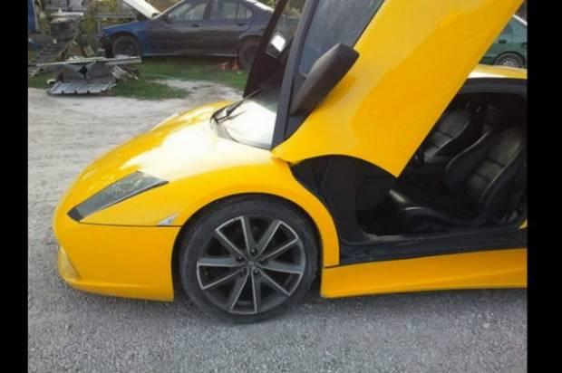 Çakma Lamborghini Murcielago büyük bir ilgi görüyor - Page 3