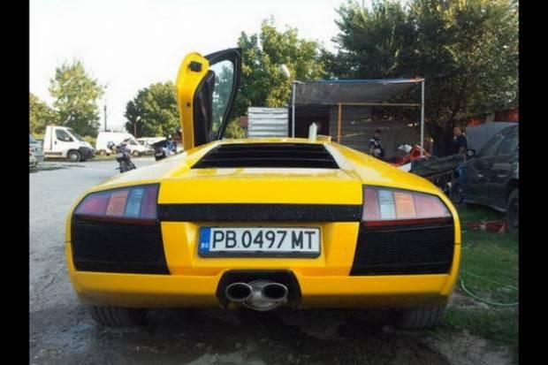 Çakma Lamborghini Murcielago büyük bir ilgi görüyor - Page 4