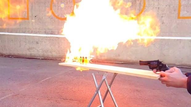 Çakmak gazının ateşle geçirdiği reaksiyon - Page 3