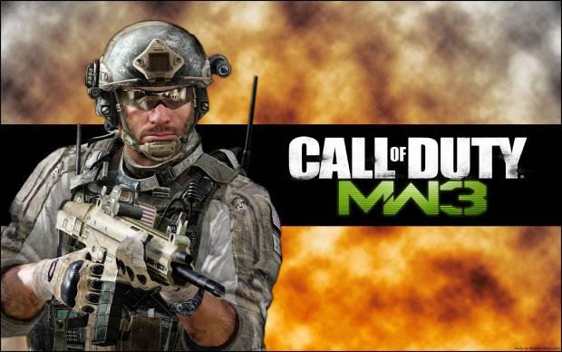 Call of Duty: Modern Warfare 3 HD Duvar Kağıtları - Page 4