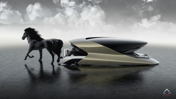 CAMAL, Viva özerk konsepti ile at arabası tasarladı - Page 2