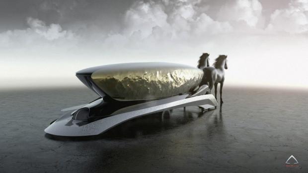 CAMAL, Viva özerk konsepti ile at arabası tasarladı - Page 4