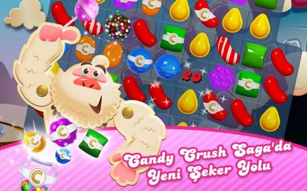 Candy Crush satıldı - Page 1