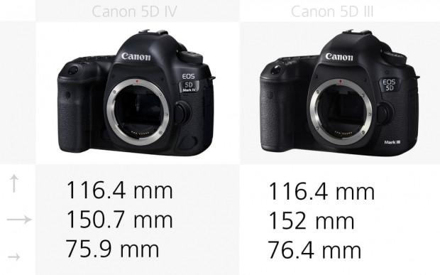Canon 5D Mark III ve Canon 5D Mark IV karşılaştırma - Page 3