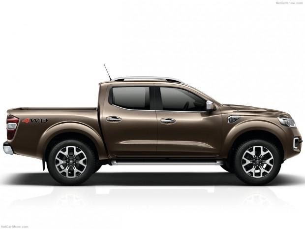 Çarpıcı tasarımıyla Renault Alaskan 2017 - Page 1
