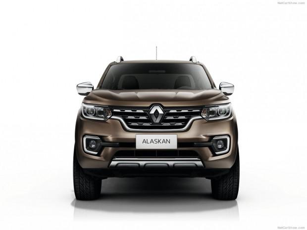 Çarpıcı tasarımıyla Renault Alaskan 2017 - Page 4