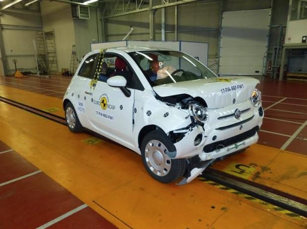 Çarpışma testlerinde en güvensiz otomobiller açıklandı - Page 2