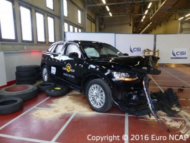 Çarpışmalara karşı en dayanıklı otomobiller 2016 - Page 4