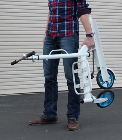 Çarşı pazar alışverişi için ideal scooter Urban - Page 3