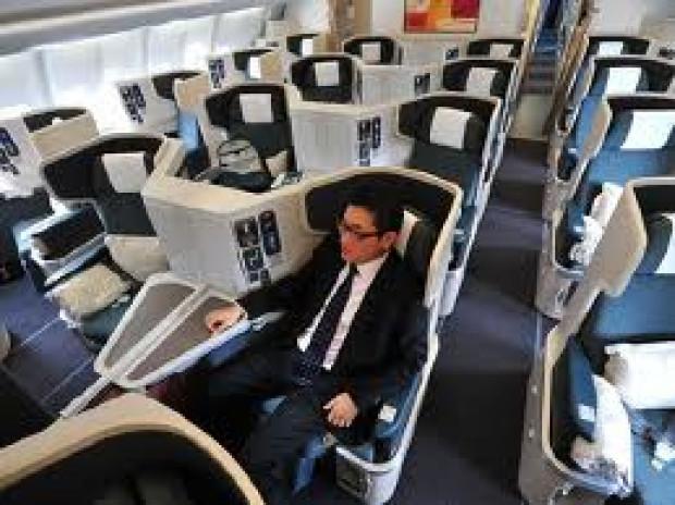 Cathay Pacific yeni first class'ını tanıttı - Page 2