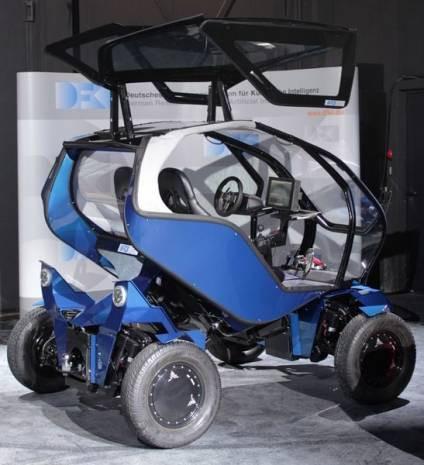 CeBIT 2012, Geleceğin Otomobili EO Car - GALERİ - Page 1
