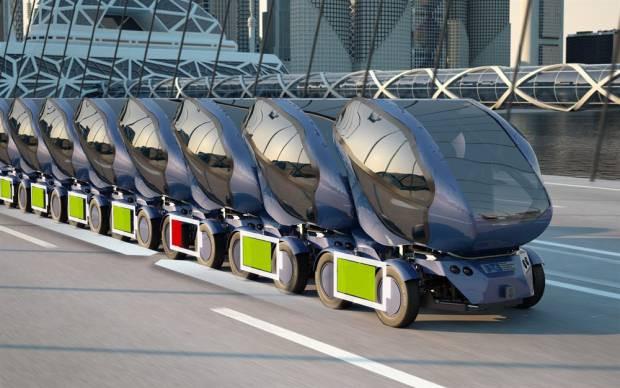 CeBIT 2012, Geleceğin Otomobili EO Car - GALERİ - Page 3