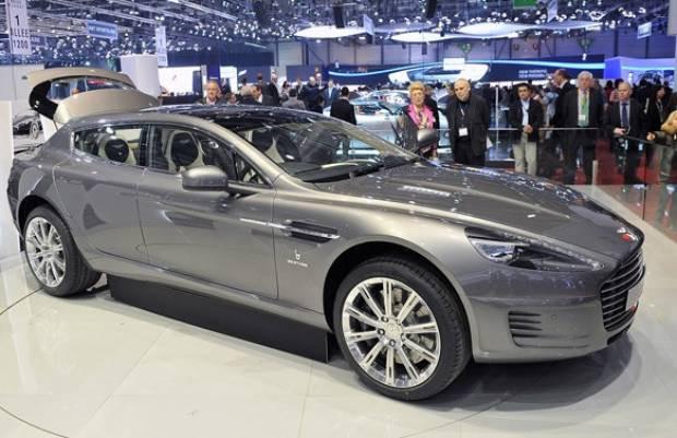 Cenevre Otomobil Fuarınındaki en pahalı modeller! - Page 3