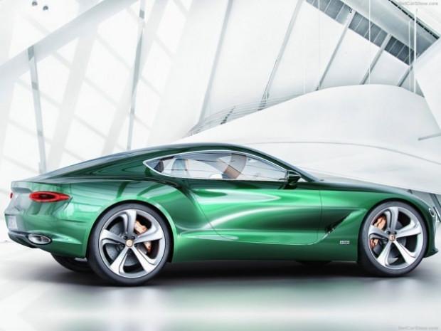 Cenevre'yi sallayan Bentley EXP 10 Speed 6 - Page 1
