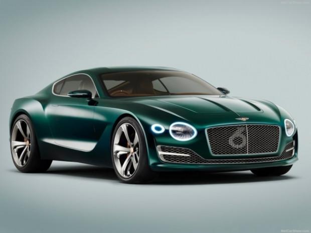 Cenevre'yi sallayan Bentley EXP 10 Speed 6 - Page 2