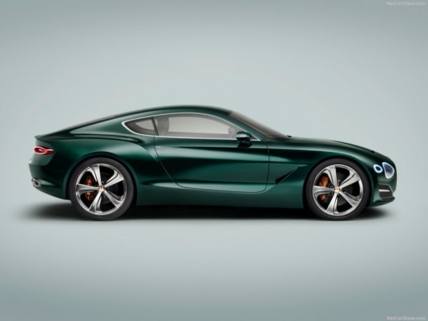 Cenevre'yi sallayan Bentley EXP 10 Speed 6 - Page 3