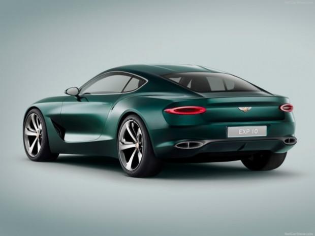 Cenevre'yi sallayan Bentley EXP 10 Speed 6 - Page 4