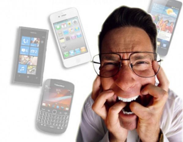 Cep telefonlarının en yaygın zararları - Page 3