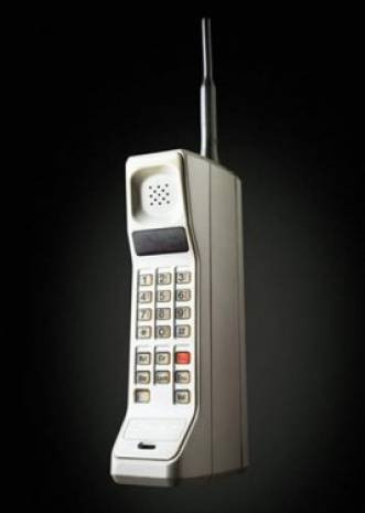 Cep telefonunun evrimi! - Page 1