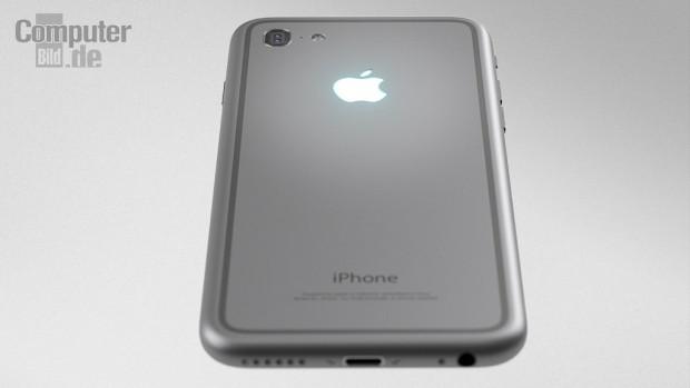 Çerçevesiz tasarıma sahip iPhone 7 konsepti - Page 1