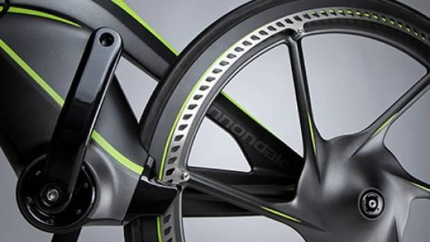 CERV kendi kendine şekil değiştiren yarış bisikleti! - Page 1