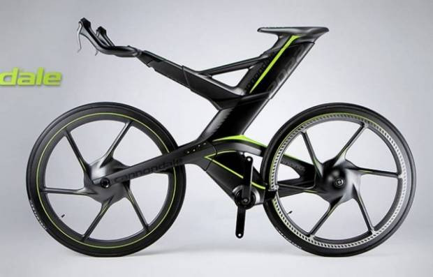 CERV kendi kendine şekil değiştiren yarış bisikleti! - Page 2