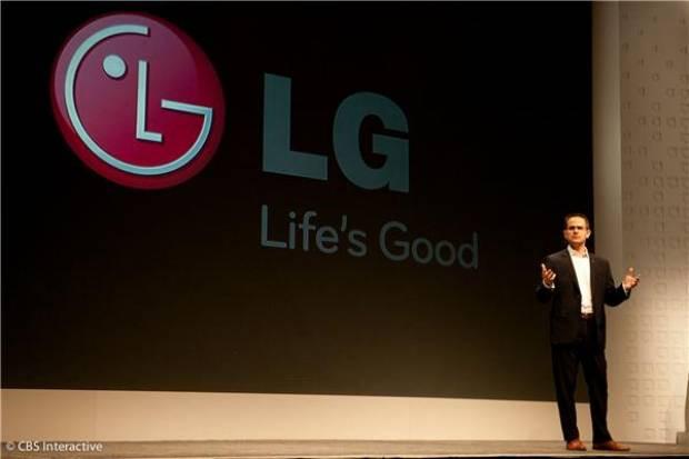 CES 2013: LG etkinliği! - Page 1