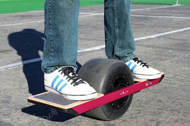 Dollar Electric Skateboard