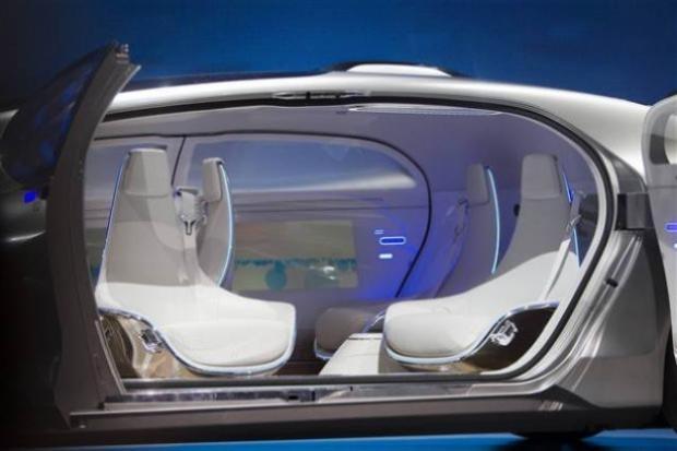 CES 2015'te en çok ilgi çeken otomobil teknolojileri - Page 1