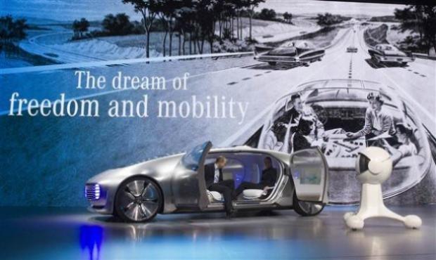 CES 2015'te en çok ilgi çeken otomobil teknolojileri - Page 4