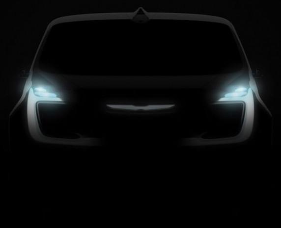CES 2017'ye damga vuran konsept Chrysler Portal - Page 1