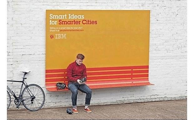Çeşitli firmalar tarafından sokağa yapılmış 17 reklam projesi - Page 1