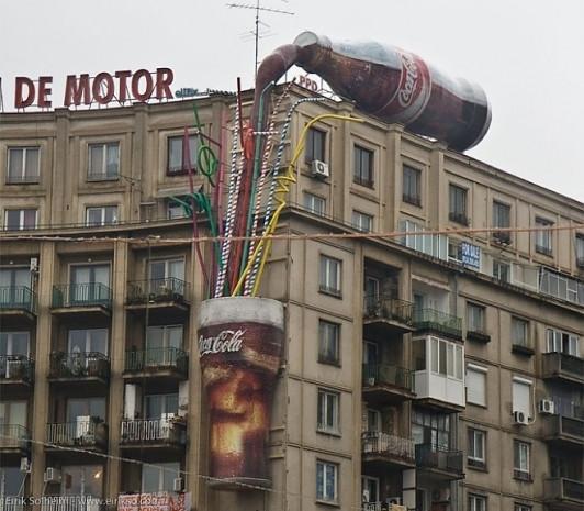 Çeşitli firmalar tarafından sokağa yapılmış 17 reklam projesi - Page 3