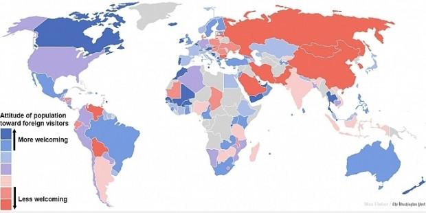 Çeşitli konudaki haritalar ile dünya durumu - Page 3