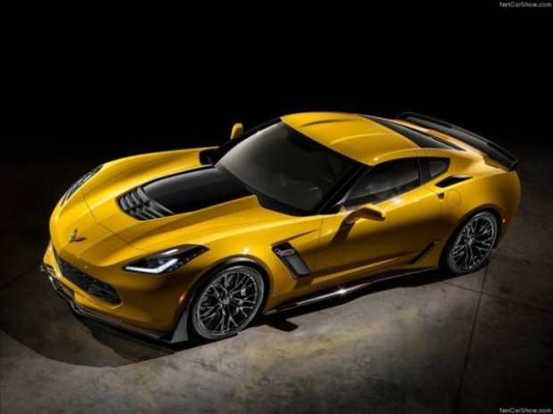 Chevrolet'in 2015 süprizi  Corvette Z06! - Page 1