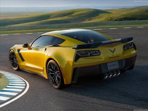 Chevrolet'in 2015 süprizi  Corvette Z06! - Page 3