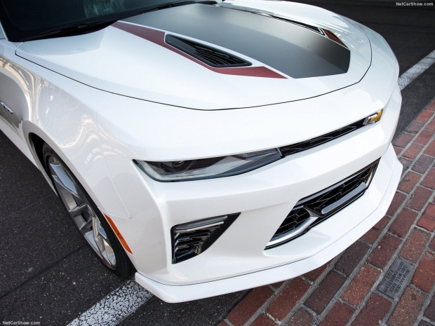 Chevrolet 2016 Camaro SS Indy 500 Pace Car - Page 1