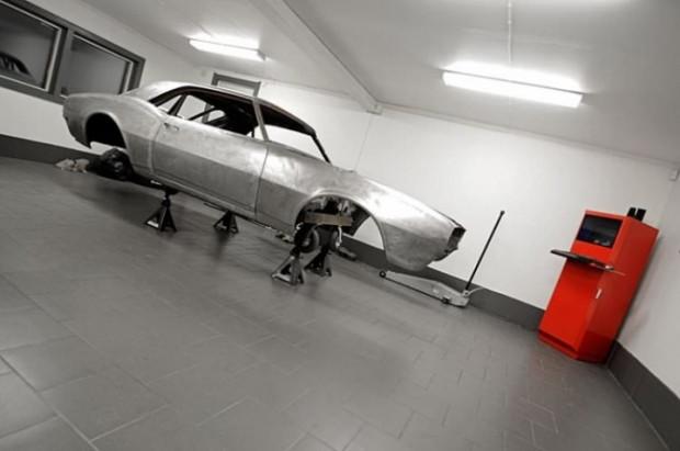 Chevrolet Camaro'ya muhteşem dokunuş! - Page 1