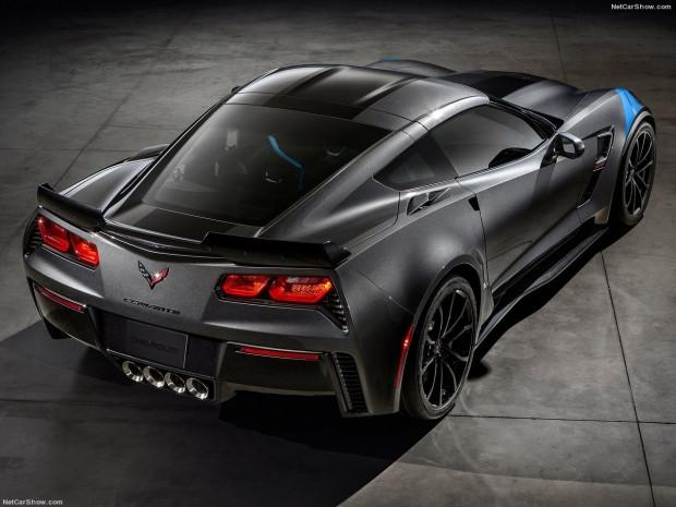 Chevrolet Corvette Grand Sport 2017 - Page 2