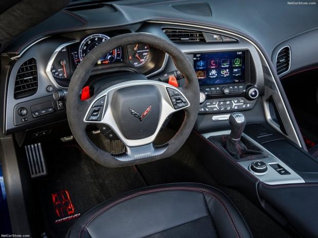 Chevrolet Corvette Grand Sport 2017 - Page 3